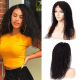 13x6 Curly Lace Front Wigs Pre Plucked-Affordhair