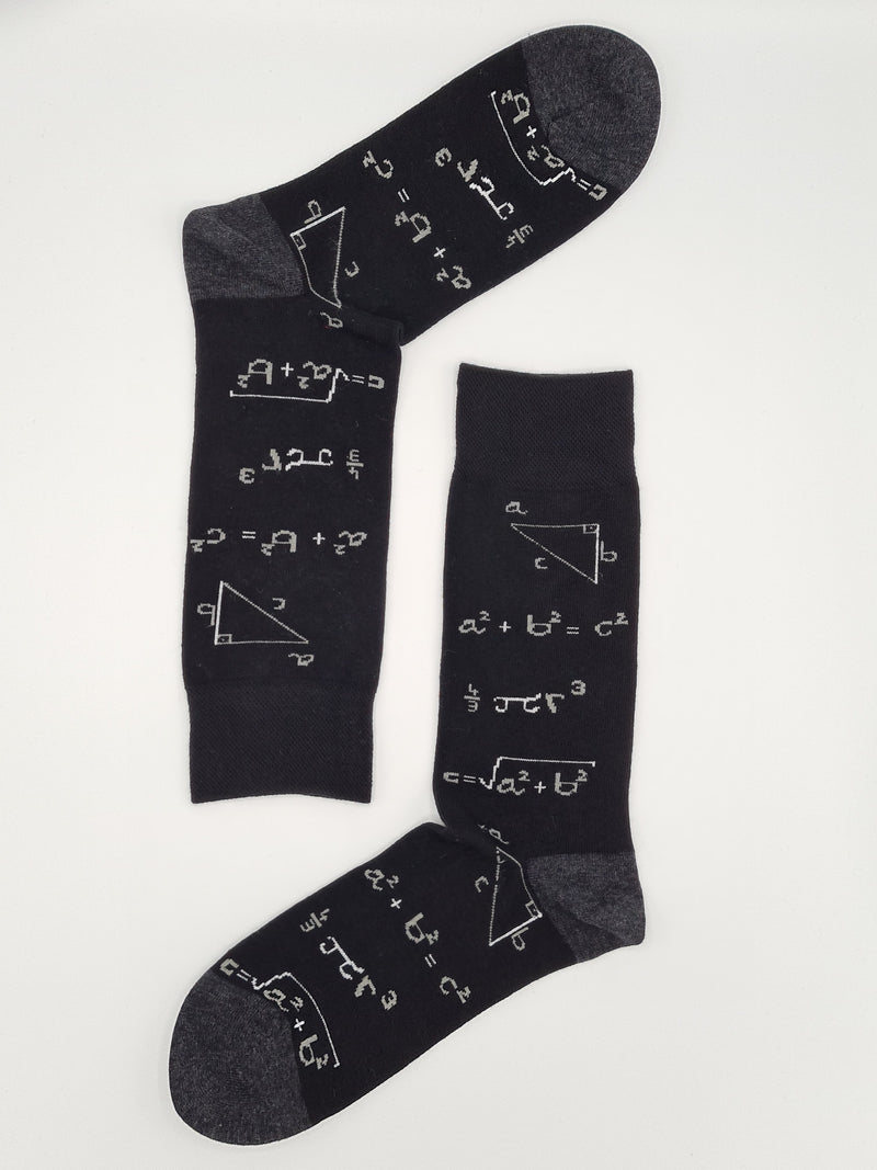 Men's fun socks Funny Science( 2+1 Free )