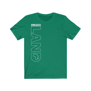 """The Mother Land"" Short Sleeve Tee"