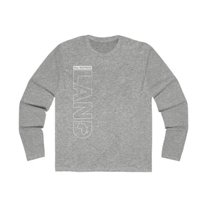 """The Mother Land"" Long Sleeve Crew Tee"