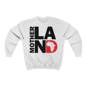 """Mother Land"" Crewneck Sweatshirt"