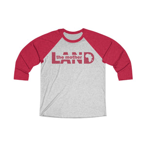 """The Mother Land"" 3/4 Raglan Tee"