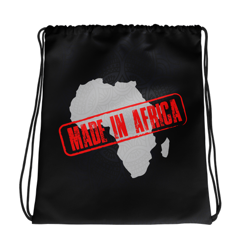 Made in Africa Drawstring bag