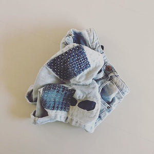 Tutorial: Sashiko Mending