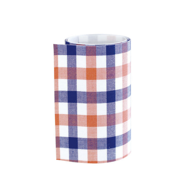 Nuno Dedco Sheets- red&blue-check