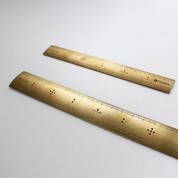 Brass Rulers