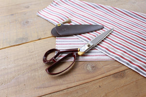 Lacquer Banshu cutting scissors