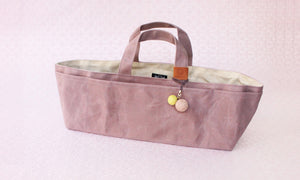 Cohana SAKURA 2021 Limited Edition Waxed Canvas Tool Tote