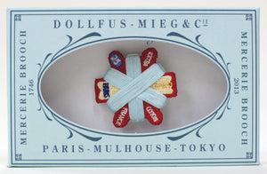DMC Mercerie Brooches