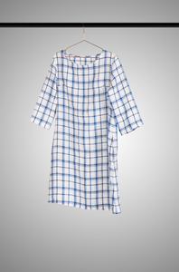 Sewing pattern - Boat neck tunic dress