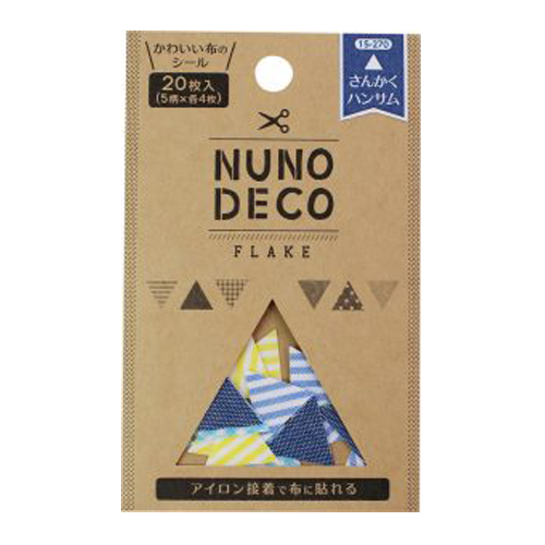 Nuno-Deco-Flake-Fabric-Shapes-Triangle-Hansumu-187x300