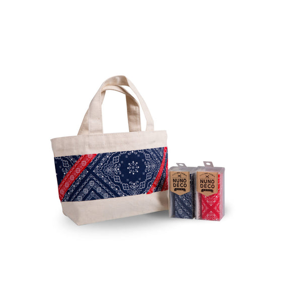 NunoDeco-red&navy-indian-bag
