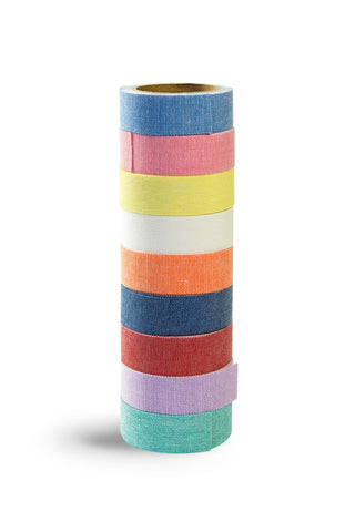 Nuno Deco Fabric Tape - Plain
