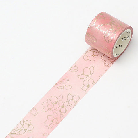 BGM Washi tape - Sakura series - Cherry tree