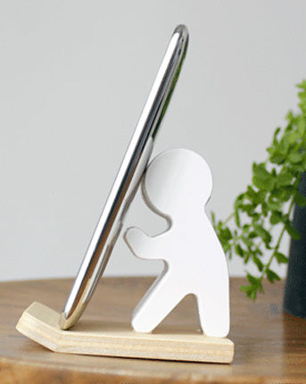 Guard Man phone holder  - Yamoto Crafts