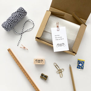 Rubber stamps by Knoop Works: Hand Made design