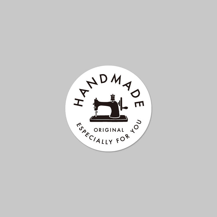 Sticker (seals) by Knoop Works - Hand Made, Home Made