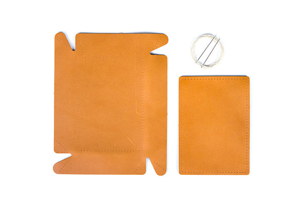Leather Tray Kit