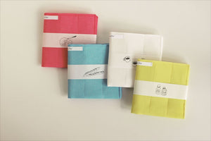 Mitsou hand cloths (gauze) - New colour series