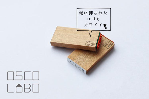 OSCOLABO Stamp - Japanese Messages
