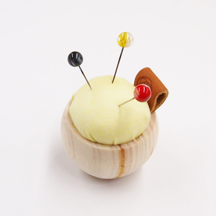Hinoki Pin Cushions