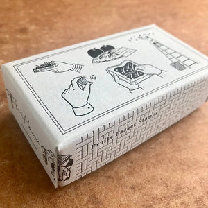 Rakui Hana - Fruits Basket Stamp Set