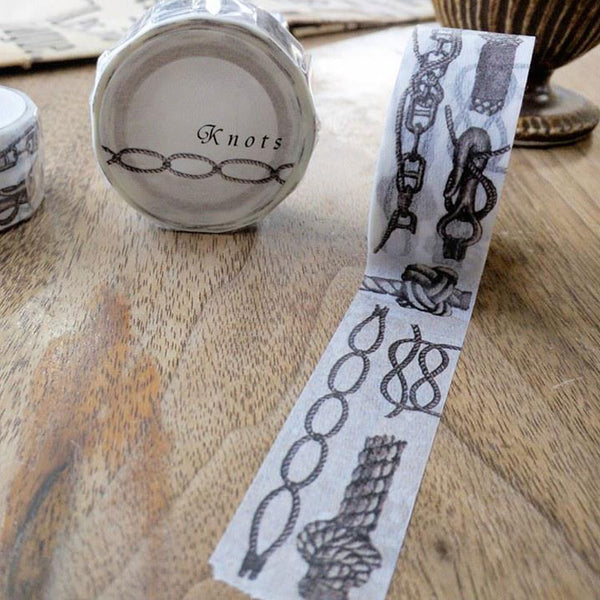 Washi tape by Sunny Sunday: Knots