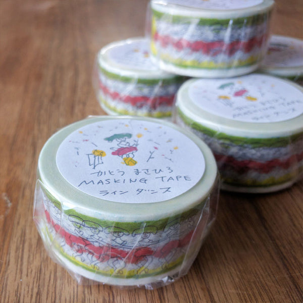 Washi tape by Sunny Sunday: Linedance