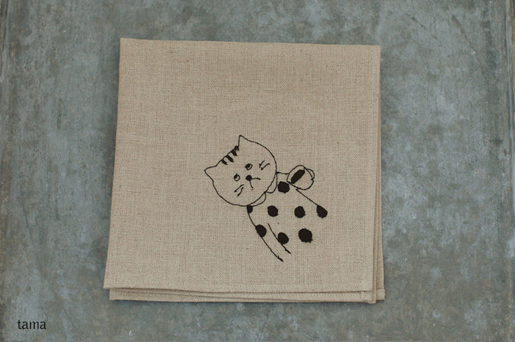 Classiky - Shion Sugawara Embroidered Lunch Cloth