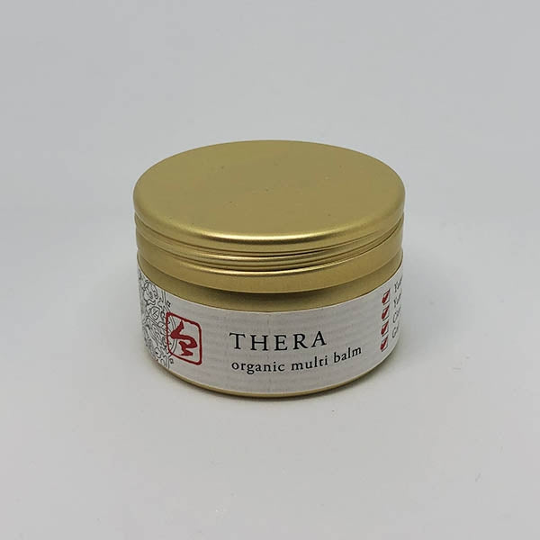 Thera balm - for hands, lips, skin and hair conditioning.