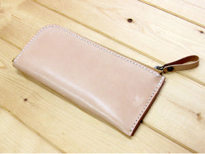Long Wallet (zip up)