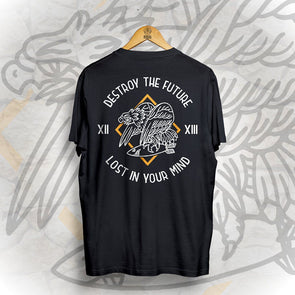 Destroy The Future Tee - Black