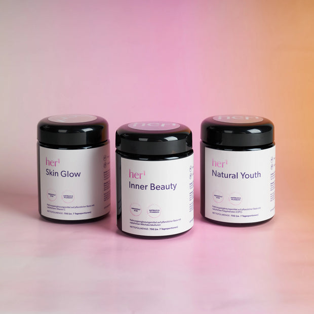 Beauty Food Set - her1 - Natural Beauty Food