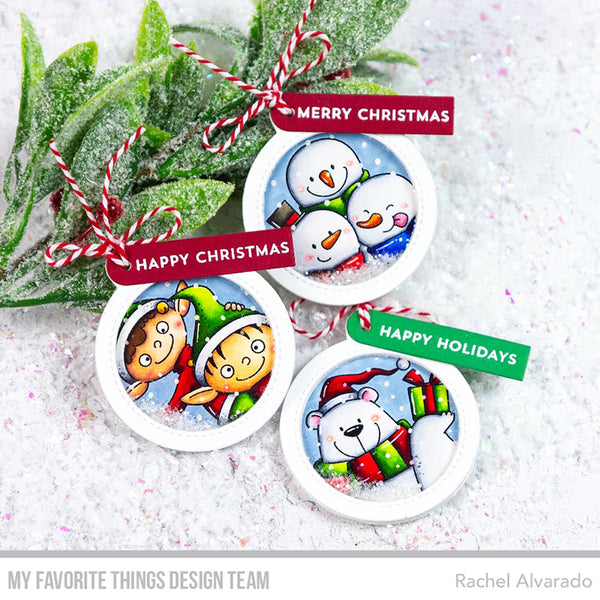 25 Days of Christmas Tags 2020