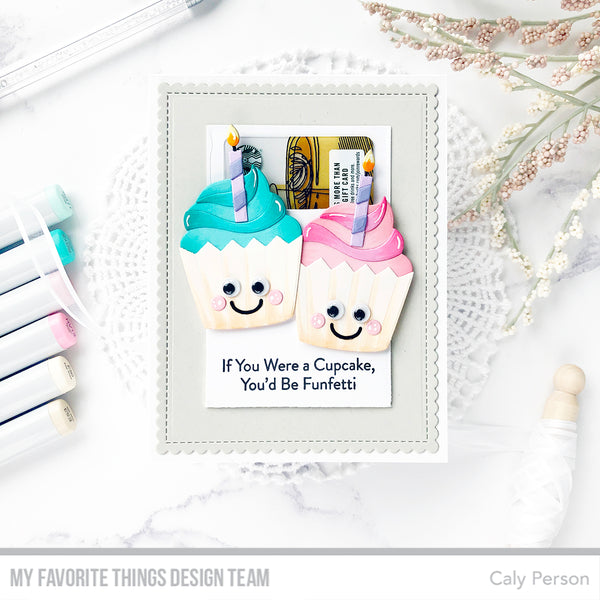 The Birthday Project Challenge - Card + Gift in One!
