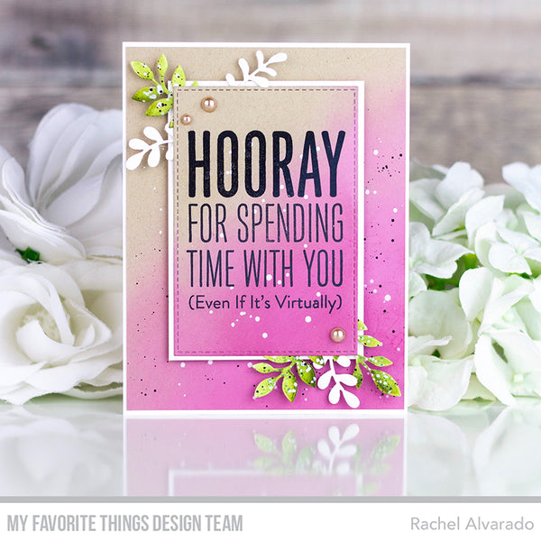 Hooray for Another Day of Weather with You Card Kit Inspiration!