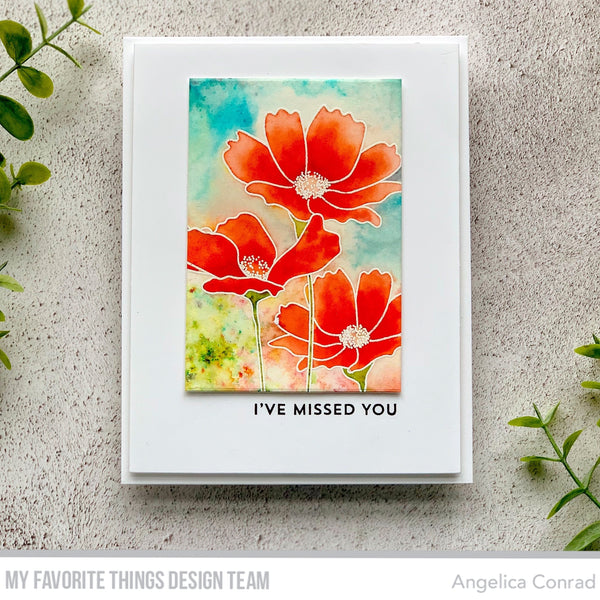 Learn All About the New June Card Kit: Flowers in Bloom