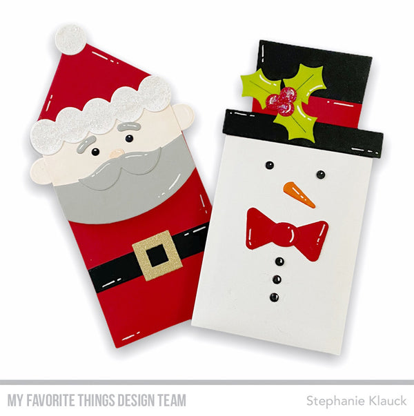 A Very Crafty Holiday – Gift Card Packaging