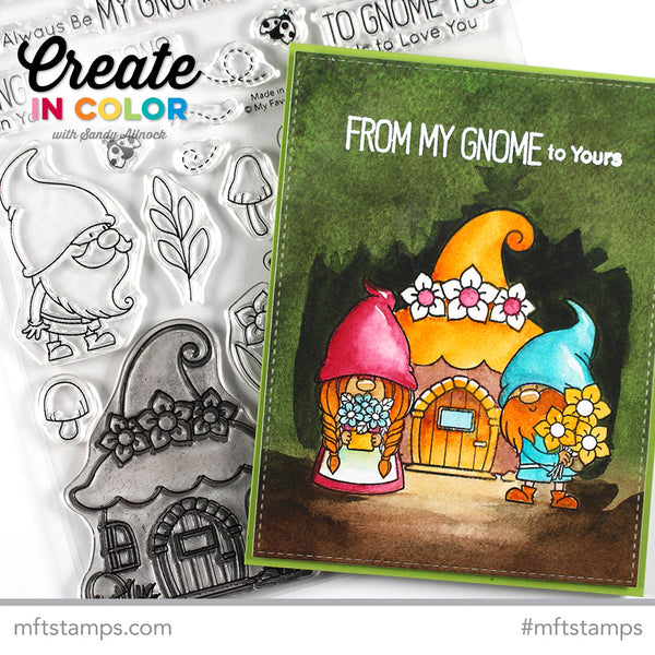 Find Out If You're a $100 Winner + Create in Color with Sandy Allnock (and Some Adorable Gnomes!)