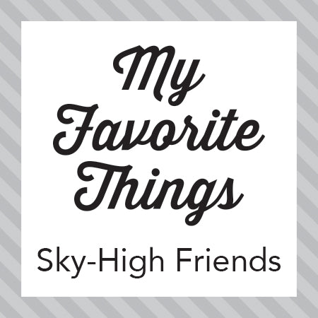 Sky-High Friends Card Kit - Creative Team Projects