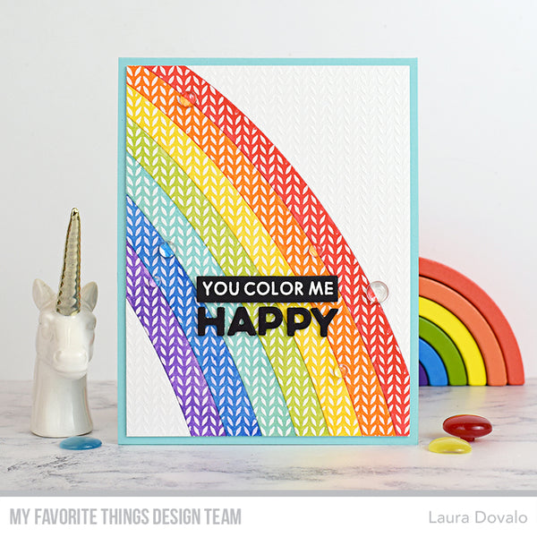 Color Cards Happy with the Joyful Wild About Rainbows Card Kit — Just One More Day Until You Can Make It Yours!