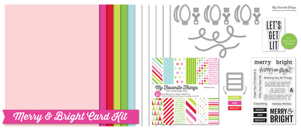 Order Your Merry & Bright Card Kit Today!
