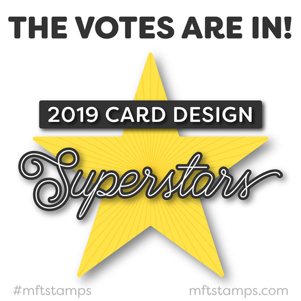 Introducing the 2019 Card Design Superstars! (AND an Amazing Sale for EVERYONE)