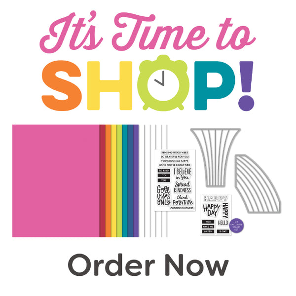 Order Your Wild About Rainbows Card Kit Now!