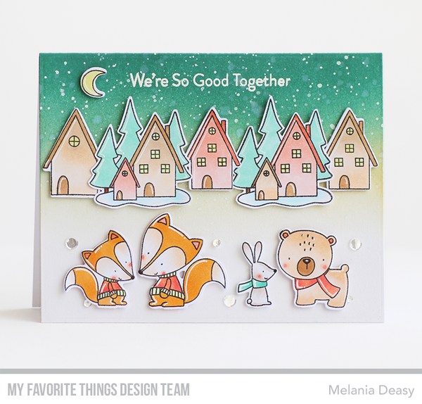 Final Day to Preview the Charming Fox & Friends Card Kit Before Placing Your Order!