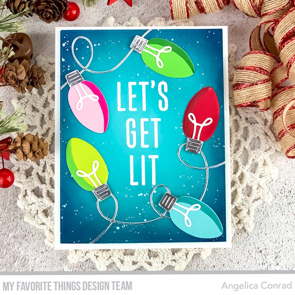 L👀K – an All-in-One Holiday Card Kit That Will Light Up Your Christmas Crafting