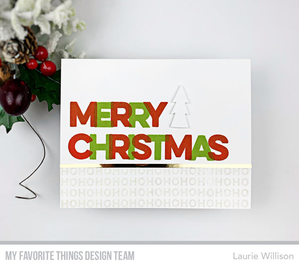 A Very Crafty Holiday – Holiday Card Set