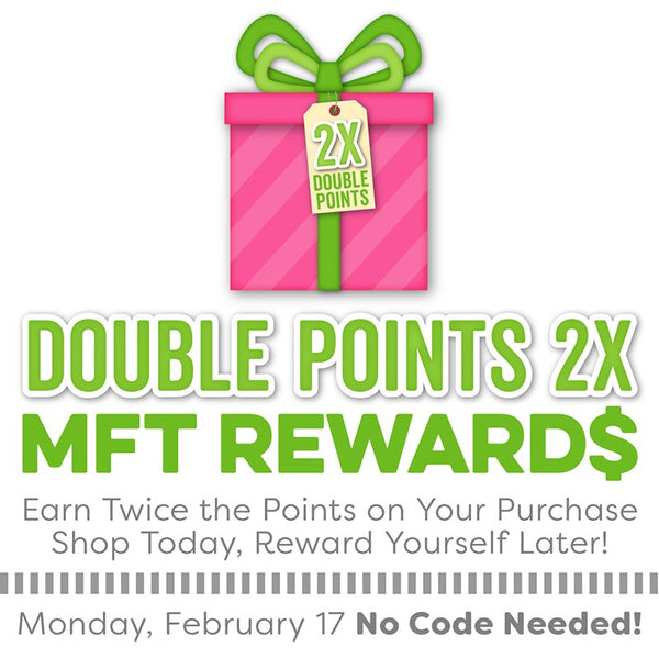 Make Checkout Twice as Nice with This Exclusive Offer plus Happy Happy Happy Birthday Looks This Week on MFTv