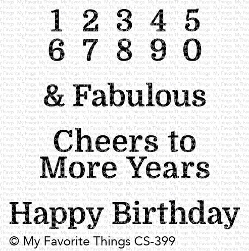 Raise a Toast to a Bonanza of Birthday Products and More! – MFT Stamps