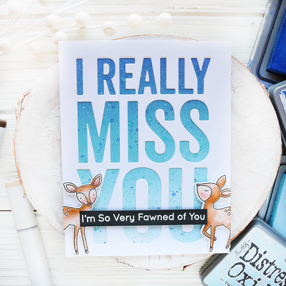 Handmade card from Cassie Tezak featuring products from My Favorite Things #mftstamps